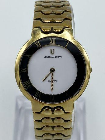 Relógio Universal Géneve Plaqueado a OURO