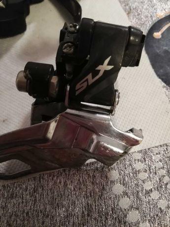 Przerzutka przód przednia shimano SLX