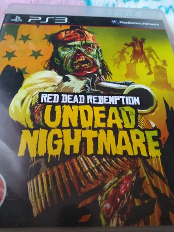 Red dead redemption nightmare gry ps3