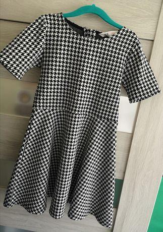 Sukienka H&M 122/128