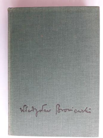 Władysław Broniewski; Wiersze i poematy