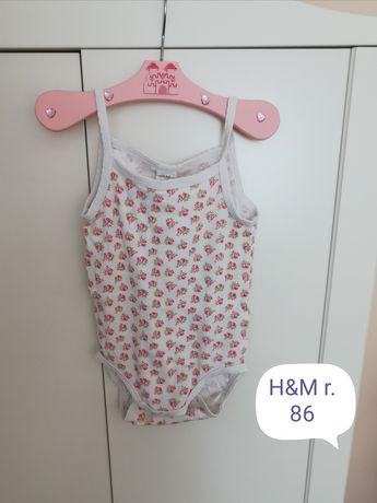 Body różne H&M r. 86 po 5 zł