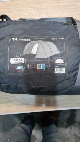 Tenda campismo + sacos cama