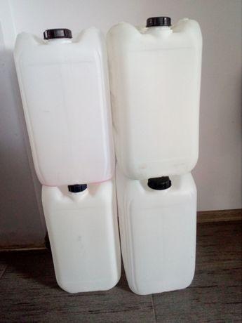kaniser zbiornik bańka pojemnik 25 litrów