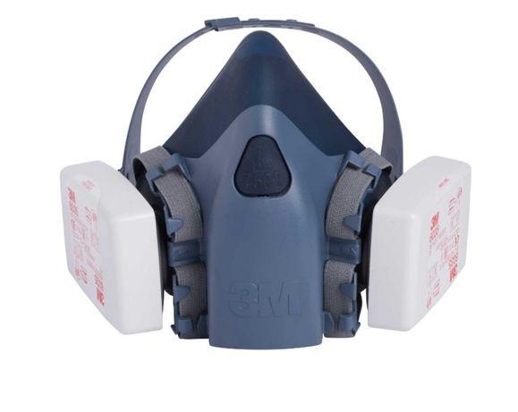 ЗМ распиратор маска с фильтрами