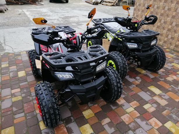 New! Акція 2021, Квадроцикл Spark sp125, Hanter, Forte, Scorpion