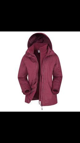 Новая женская куртка 3 в 1, Mauntain