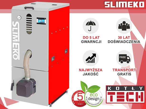 Kocioł TECH SlimEko piec palnik KIPI Pellet,Agropellet DOTACJA 36kw!