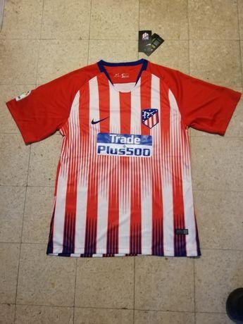 Camisola Nike Atlético de Madrid La liga 2018/19 tamanho L