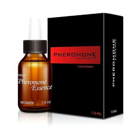 PHEROMONE ESSENCE 7,5ml - feromony DAMSKIE - Najmocniejsze na rynku.
