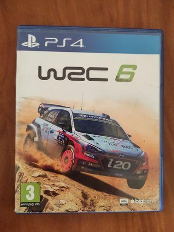 Jogos PS4 WRC 6 PlayStation 4