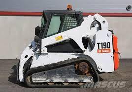 Instrukcja napraw serwisowa service manual BOBCAT T190
