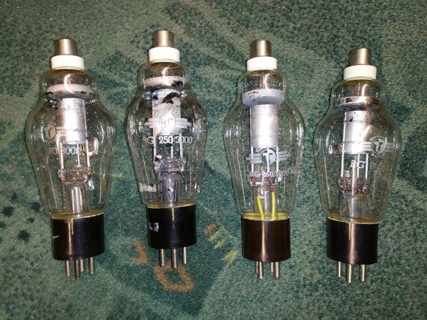 Lampa prostownicza gazotron RG 250/3000