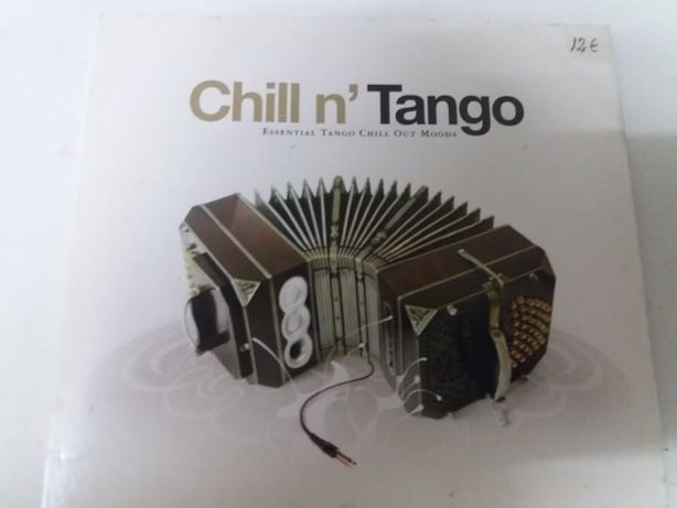 Chill N' Tango - Essential Tango Chill Out Moods
