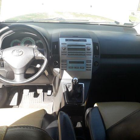 Konsola airbag poduszki powietrzne Toyota Corolla Verso II 06-09r