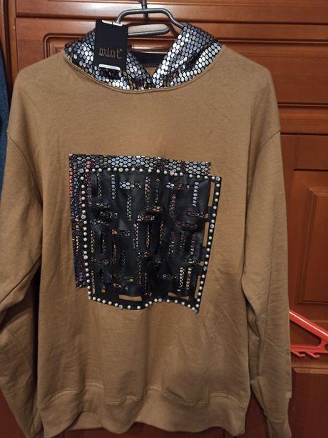 Nowa bluza z kapturem roz.L