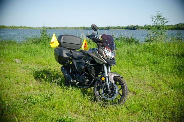 продам мотоцикл Lifan KPT 200