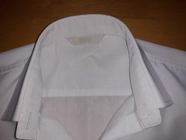 Koszula biała Marks&Spencer 128