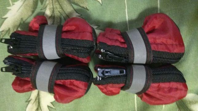 Пинетки-обувь для собак мелких пород