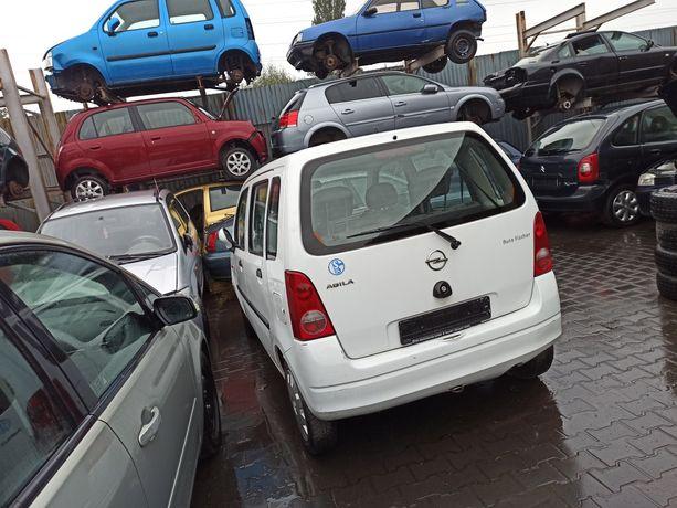 Opel agila czesci