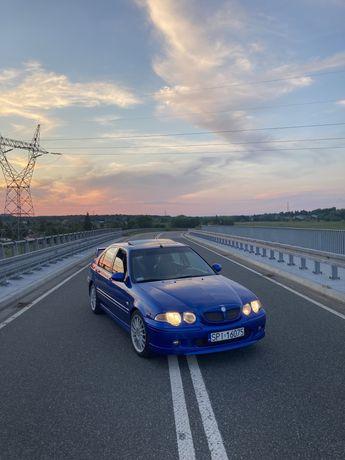 MG ZS 180 Trophy Blue