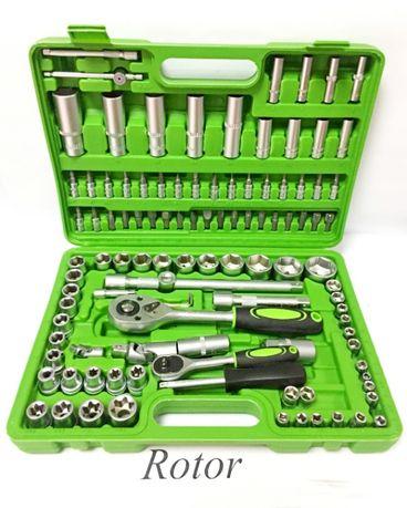 Набор головок ключей инструментов 108 шт рожковые ключи Качество