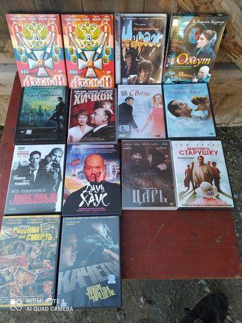 Лицензионные фильмы на DVD дисках