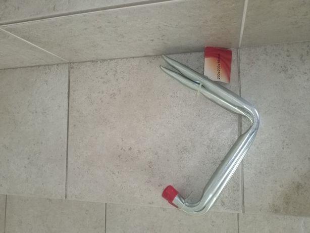 Suporte parede bicicleta ou outros objetos suspensos