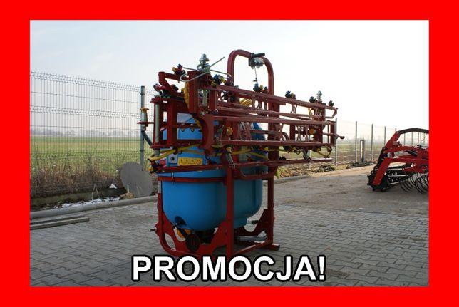 Nowy Opryskiwacz BIARDZKI 200l - 1200 l 6m - 21m RSM pompa 120l RATY