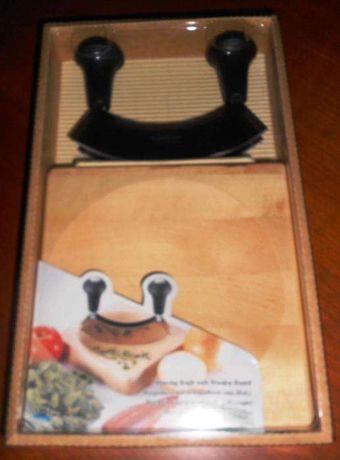 Tábua de Cheiros Com Lâmina de Corte