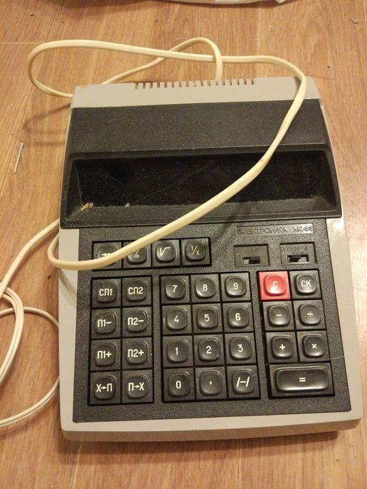 электроника мк-44 калькулятор Киев - изображение 1