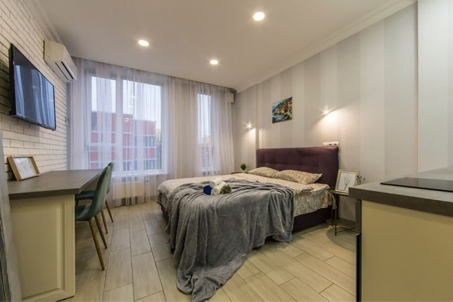 Однокомнатная LUX Smart квартира в ЖК Комфорт Таун