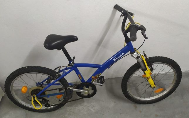 Bicicleta Criança/Jovem !