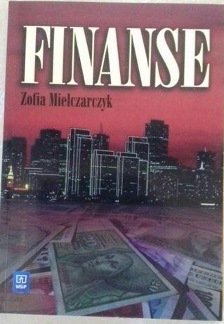 Finanse Zofia Mielczarczyk 2001 WSiP