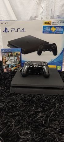 PlayStation 4 (Ps4 Slim de 1 tb)