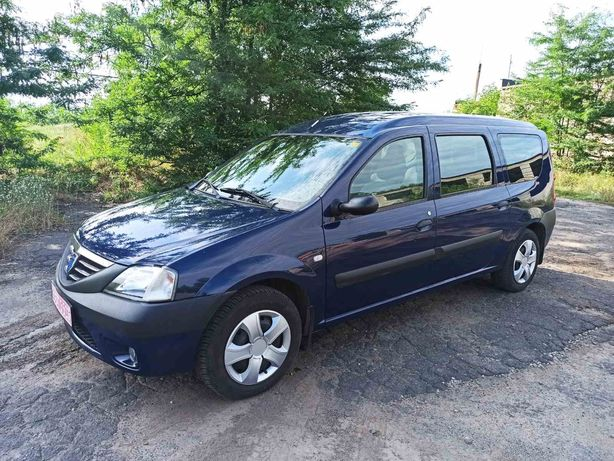 Dacia Logan MCW гбо