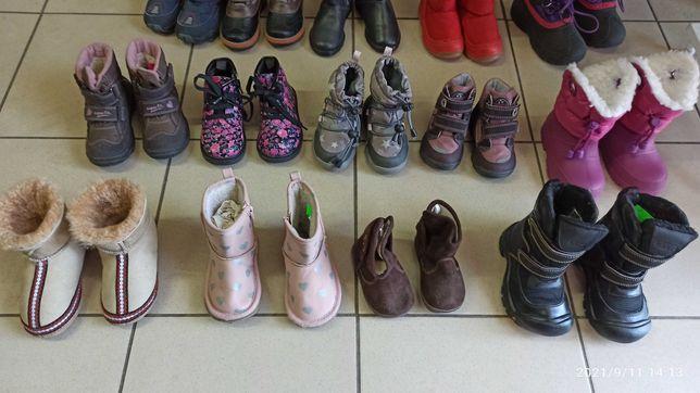 Дитяче взуття, зимове та демисезонне, Італія,Німеччина.