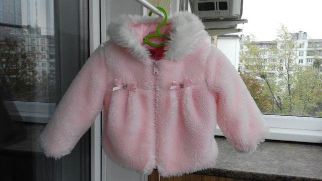 Куртка-шубка, меховушка США, р. 12М