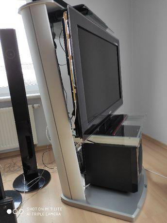 Stojak stolik regał RTV Hubertus obrotowy