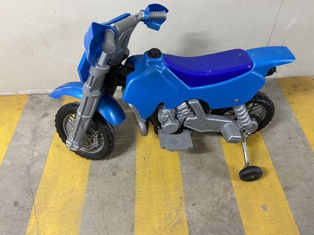 Moto criança Feber eletrica 6V