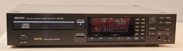 CD плеер Denon DCD-1300.