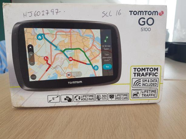 Nawigacja TOMTOM  GO 5100