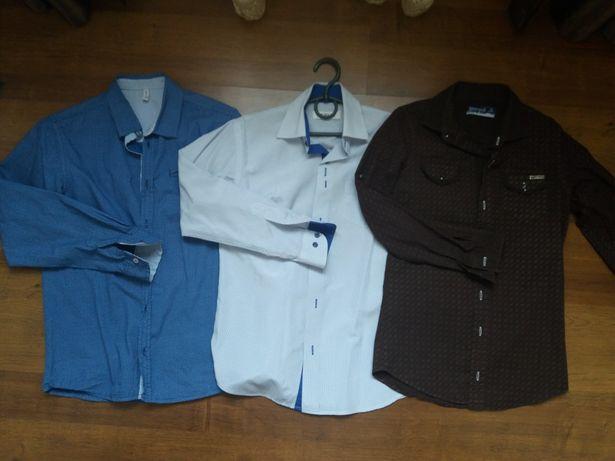 Рубашки для школьника по 100грн