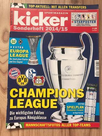 Skarb Kibica Kicker Liga Mistrzów 2014/15