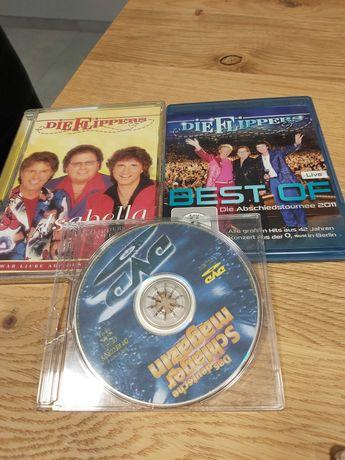 6 płyt dvd schlager musik