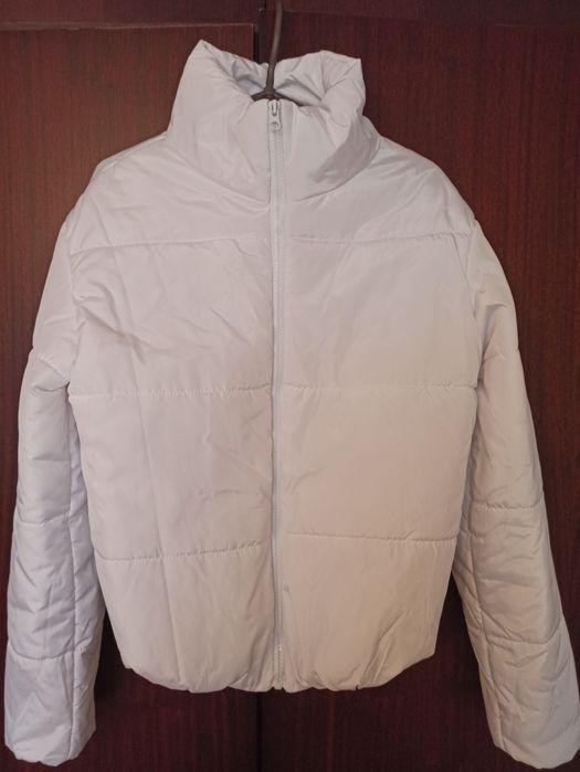 Белая курточка(весна-осень) Харьков - изображение 1