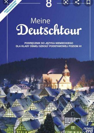 Meine Deutschtour 8 testy z niemieckiego