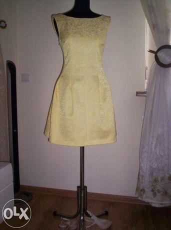 Sukienka balowa-OKAZJA!!!