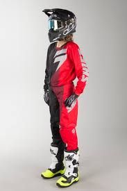 Komplet,strój na crossa dziecięcy mx enduro junior KTM Shift,Fly,Fox