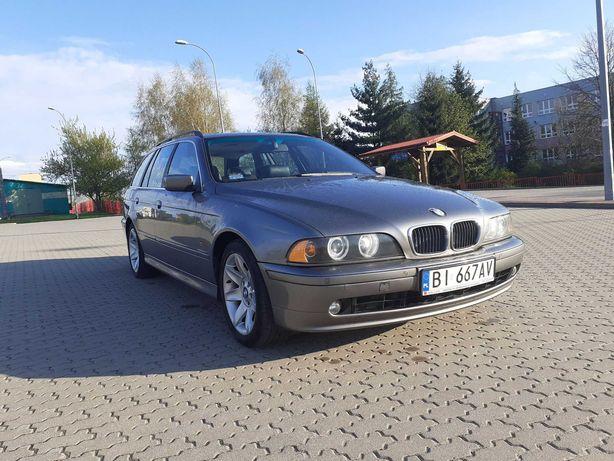BMW e39 520d Lift Pierwszy właściciel 2 lata w kraju